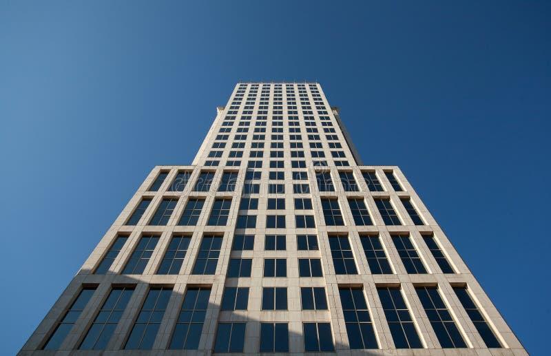 Modern skyskrapa i i stadens centrum Atlanta, Georgia royaltyfri fotografi