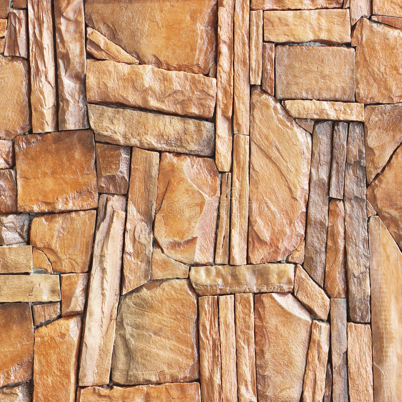 Modern slab ,slate stone wall background; Brown stone wall background. The modern slab ,slate stone wall background; Brown stone wall background stock images