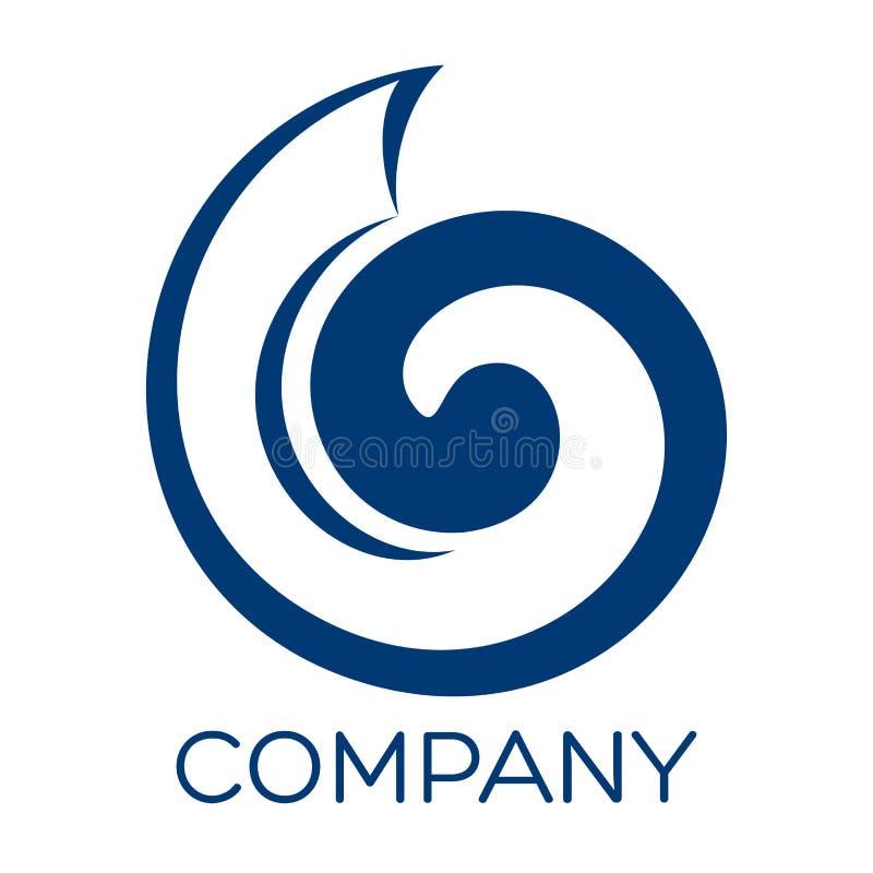 Snail. Logo Stock Vector. Illustration Of Wildlife, Meadow