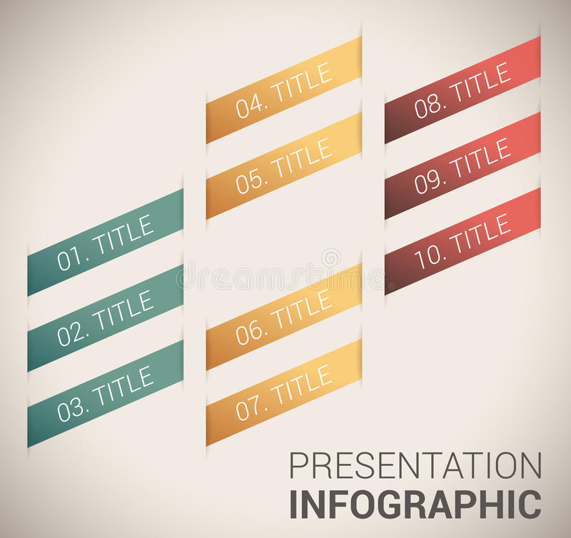Download Modern Soft Color Design Template / Infographics Stock Vector - Image: 29509047