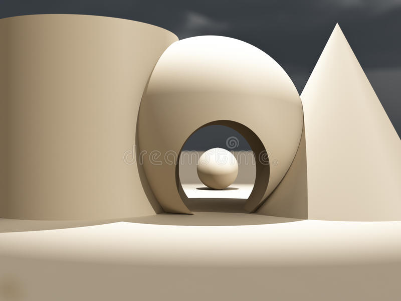 Download Modern Stage Stock Image - Image: 15451941
