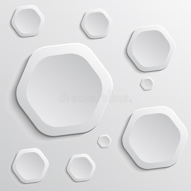 Modern stilfull design för texturabstrakt begreppbakgrund vektor illustrationer