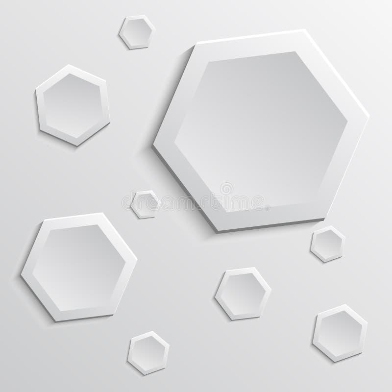 Modern stilfull design för texturabstrakt begreppbakgrund royaltyfri illustrationer