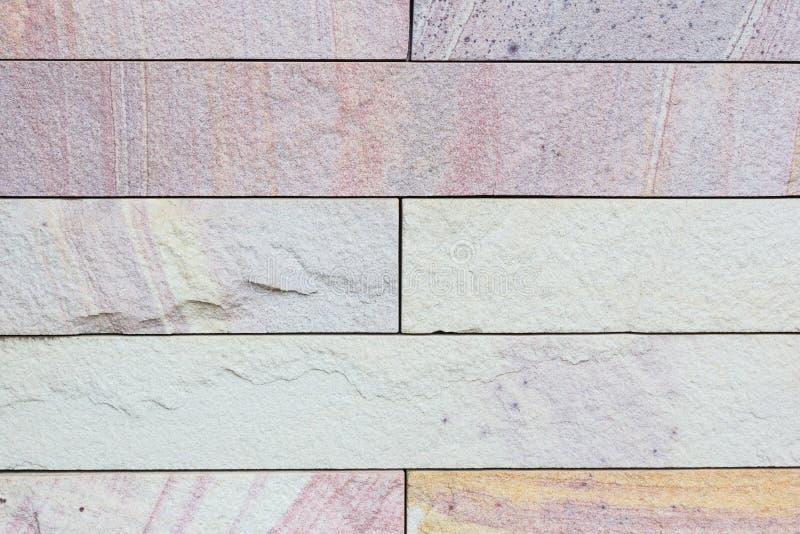 Modern Stone Brick Wall Background Stock Photo Image 64233220