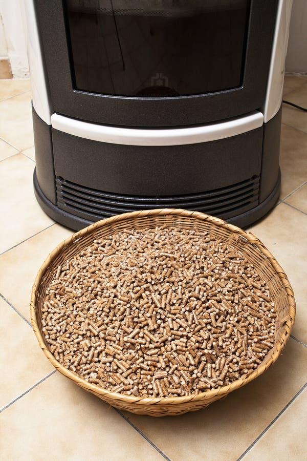 Modern stove royalty free stock image
