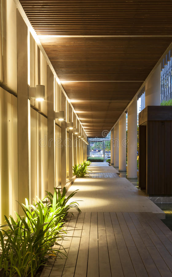 Download Modern Structure Corridor Stock Photo - Image: 41214976