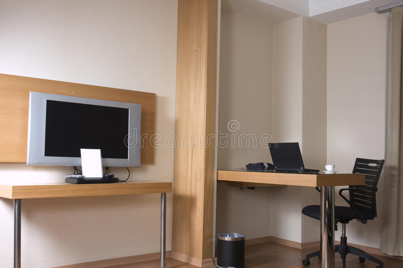 Download Modern Study room stock image. Image of apartment, modern - 25009791