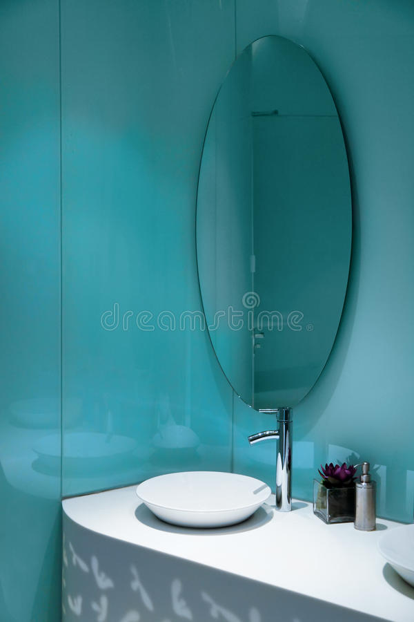 Download Modern style  bathroom stock image. Image of decoration - 23573991