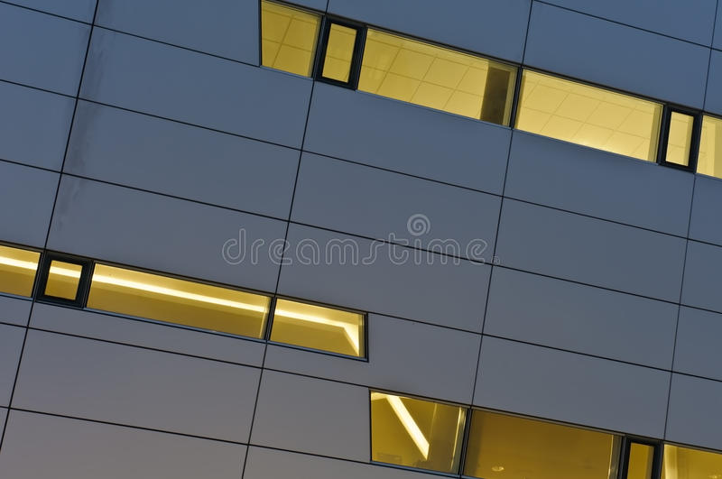 Download Modern Style Building Stock Image - Image: 17136091