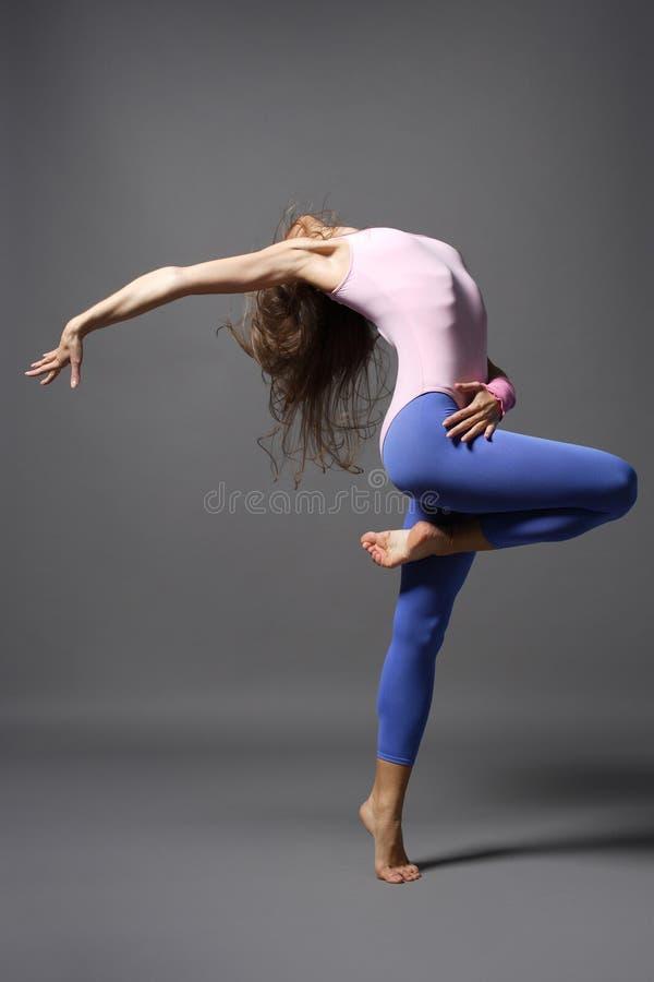Download Modern style dancer stock photo. Image of female, dancer - 7653066