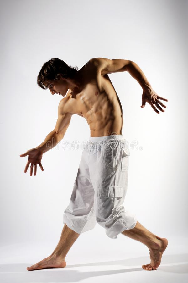 Download Modern style dancer stock photo. Image of action, dancing - 7848882