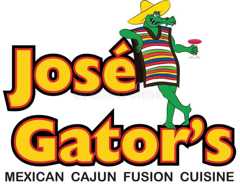 modern style logo for mexican cajun restaurant stock vector rh dreamstime com mexican logos pictures mexican logo shirts