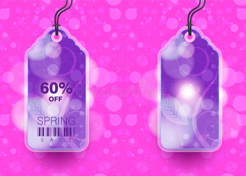 Download Modern Style Sale Tag Design Stock Vector - Illustration of limited, price: 44056388