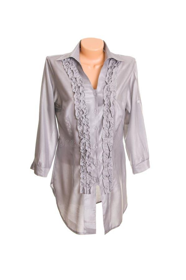 Download Modern,stylish Blouse On A White. Stock Photo - Image: 13416112