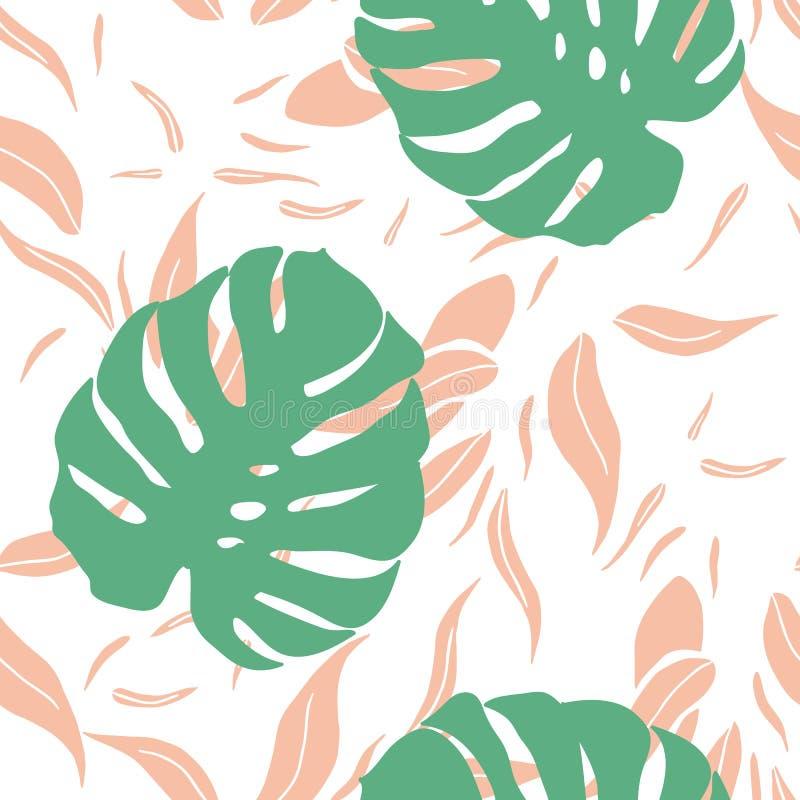 Modern summer fruits seamless pattern design summer wine collection stock image