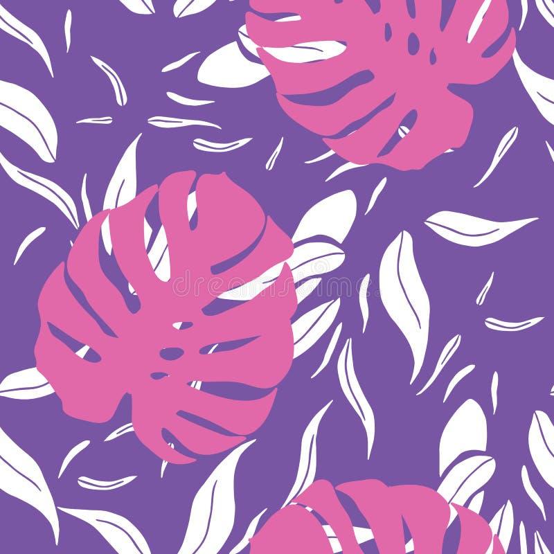 Modern summer fruits seamless pattern design summer wine collection stock photography