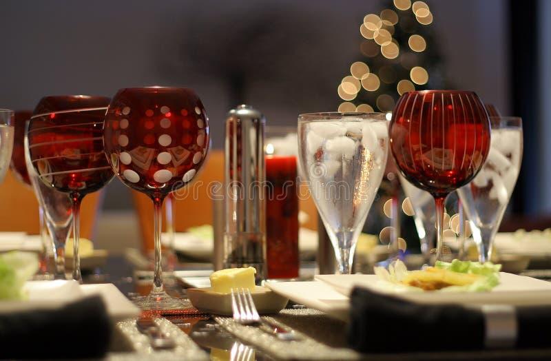 Modern tableware stock photos