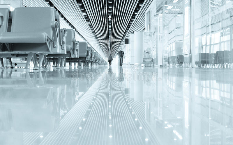 Beijung airport royalty free stock image