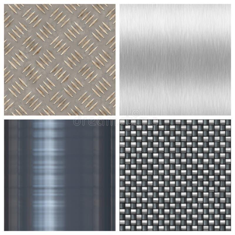 Modern Texture Collection stock illustration