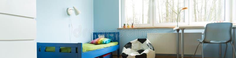 Modern toddler room royalty free stock photo