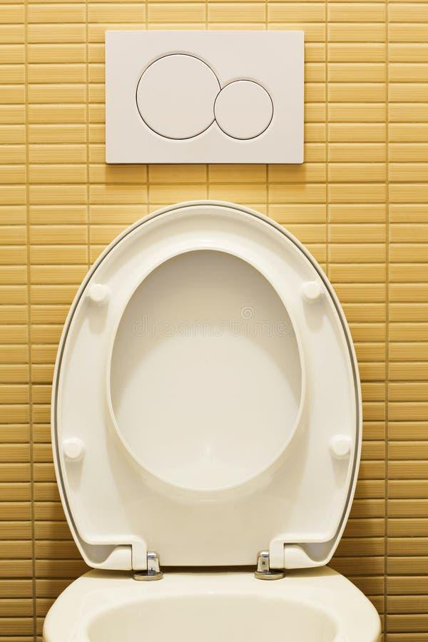 Modern toilet stock foto