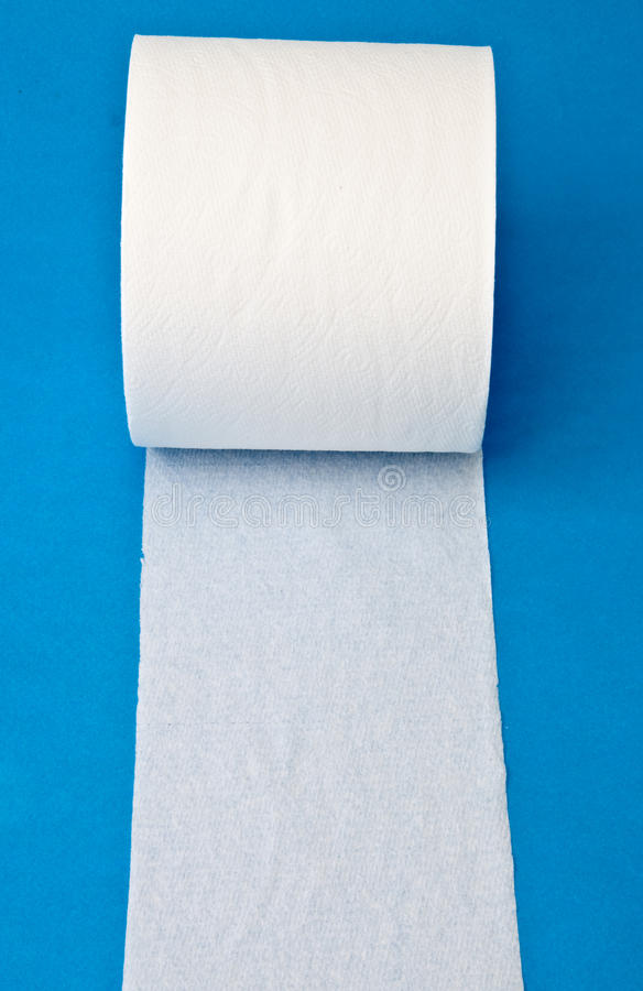 Download Modern Toilet Paper stock image. Image of white, sewer - 15464985