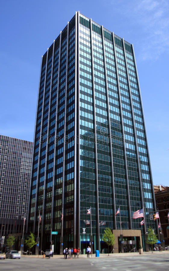 Download Modern Urban Office Building Stock Image - Image: 13945671