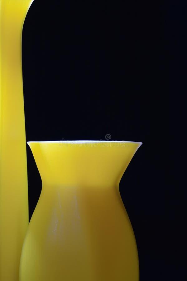 Modern Vases stock photography