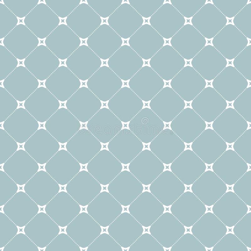 Modern Vector Naadloos Patroon vector illustratie