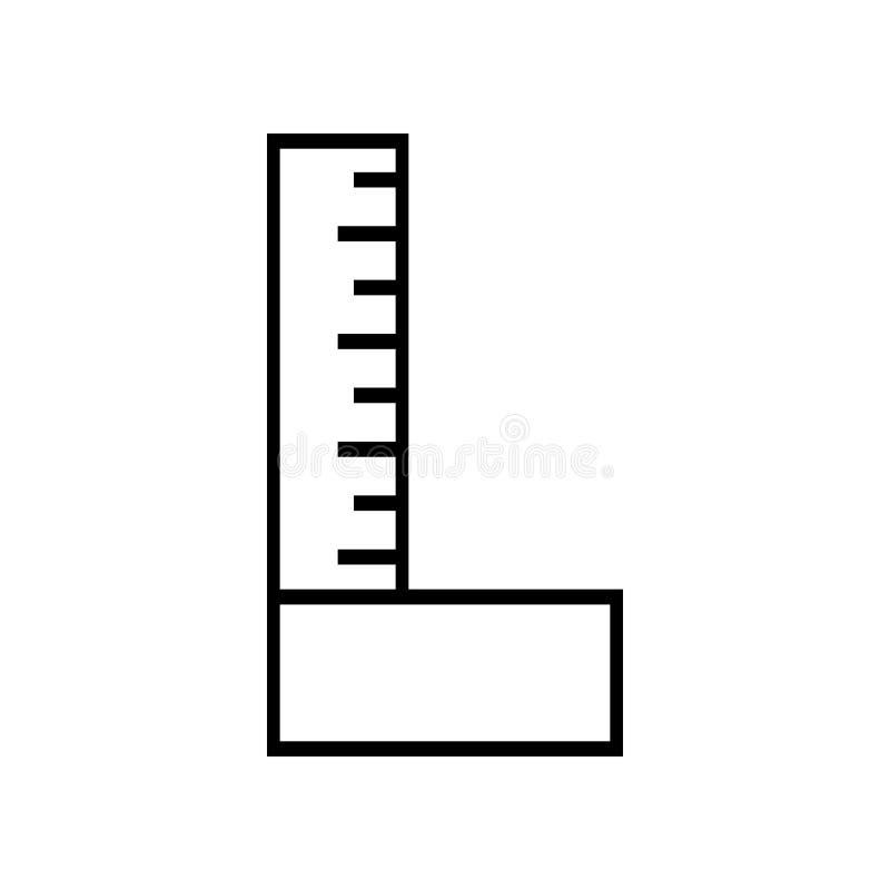 Modern vectortekeningsontwerp voor de mijter stock illustratie