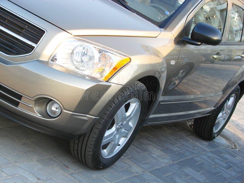 Modern vehicle stock photography