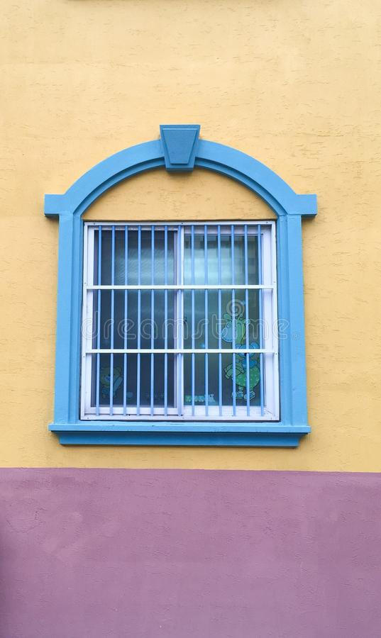 Modern venster nieuw ontwerp stock afbeeldingen