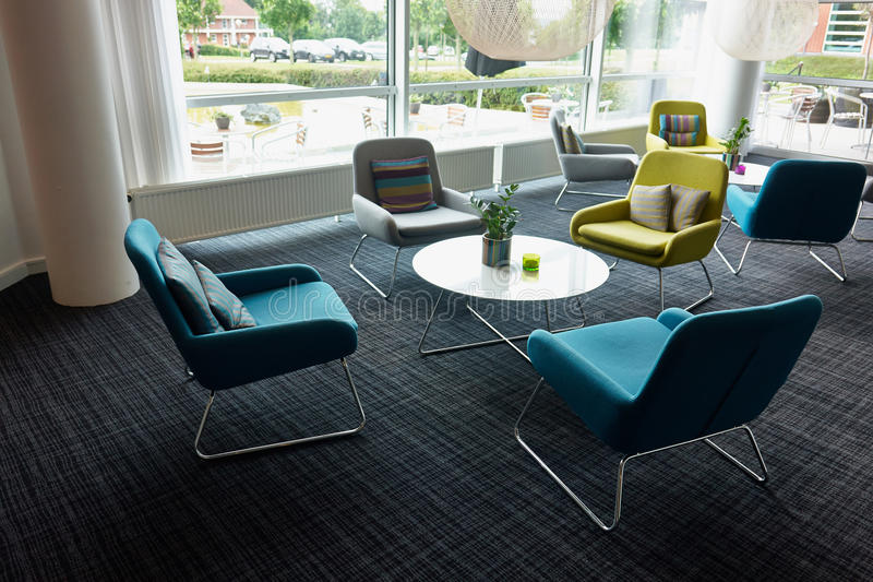 Download Modern Waiting Room Reception Stock Image - Image: 33221011
