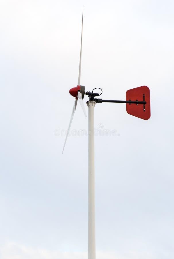 Download Modern wind turbine stock image. Image of mill, innovative - 26528841