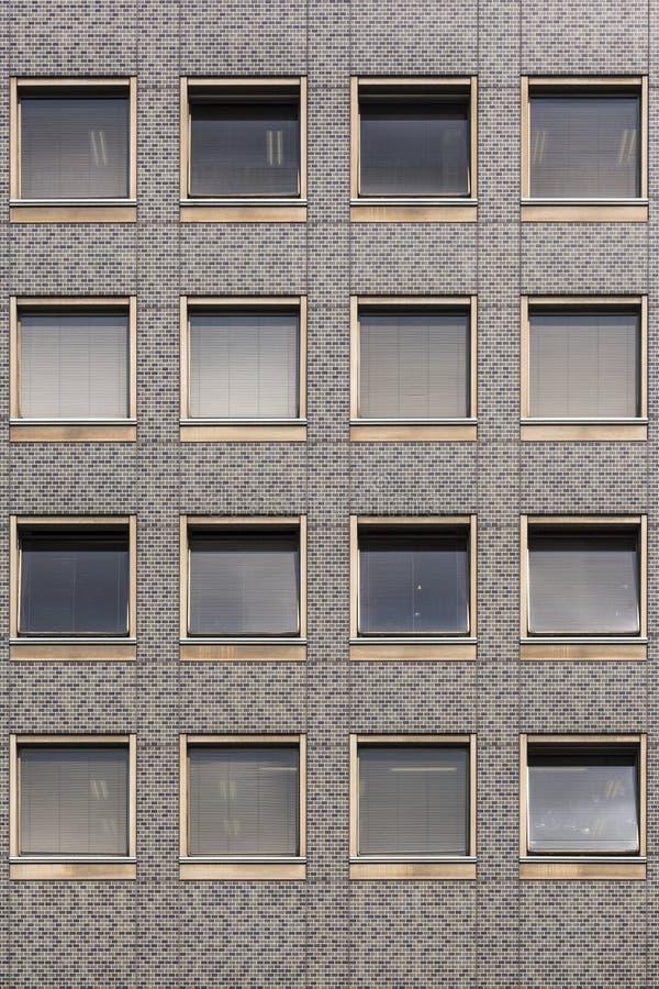 Free Modern Windows Building Royalty Free Stock Photo - 39653005