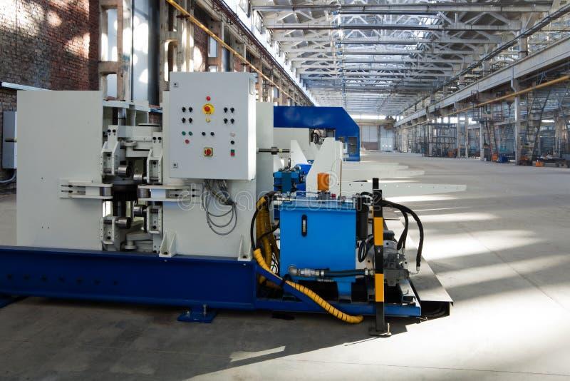 Download Modern workshop stock image. Image of iron, engine, horizontal - 16008063