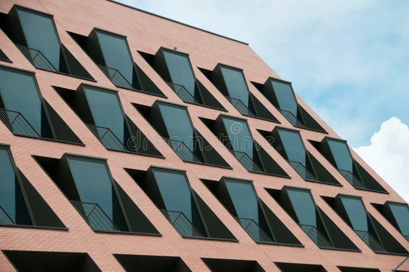 Modernd Building Stock Photo