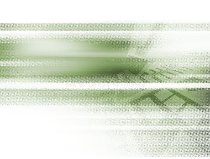 Moderne Achtergrond stock illustratie