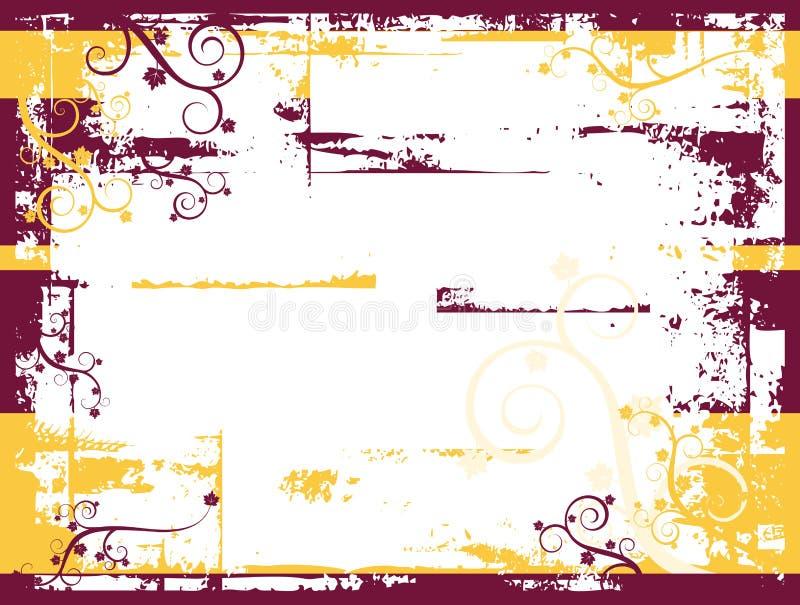 Moderne achtergrond, vector vector illustratie