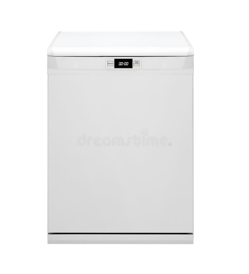 Moderne Afwasmachine royalty-vrije stock afbeeldingen