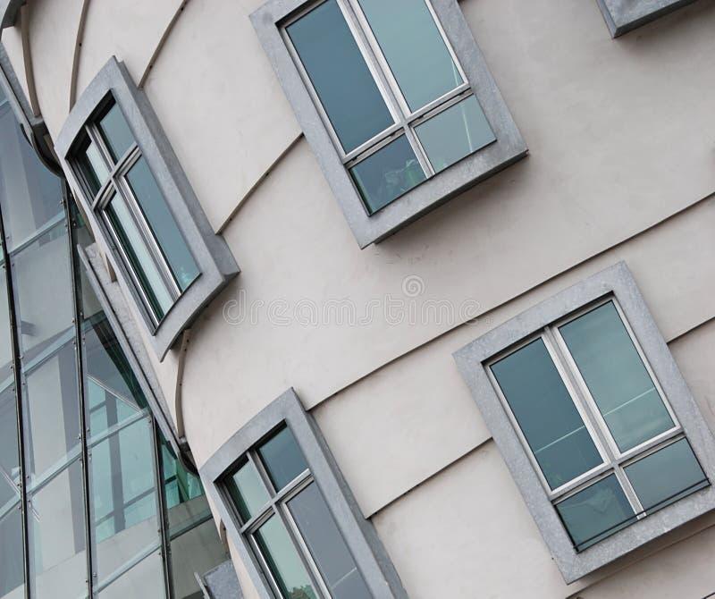Moderne Architektur lizenzfreie stockfotos