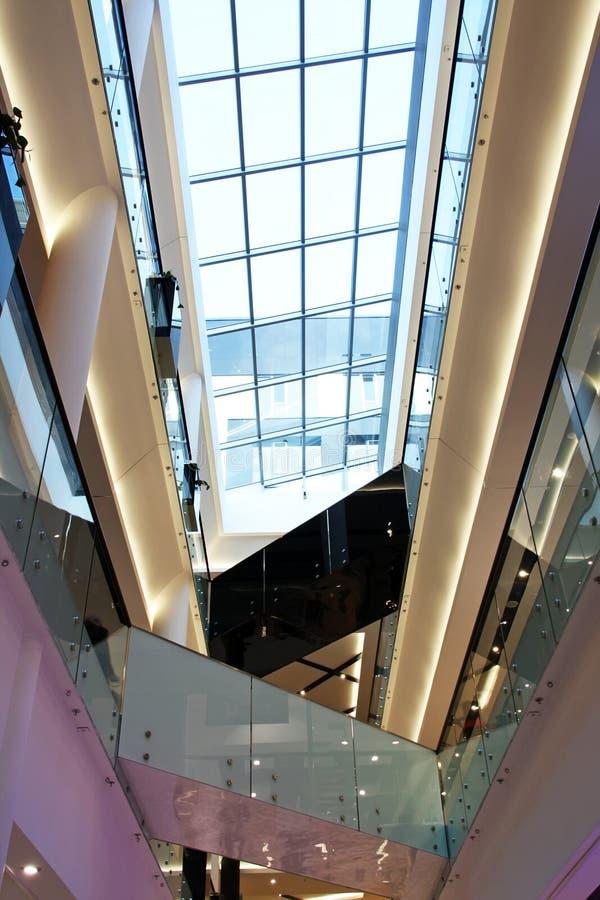 Download Moderne Architektur stockfoto. Bild von architektur, dach - 27726016