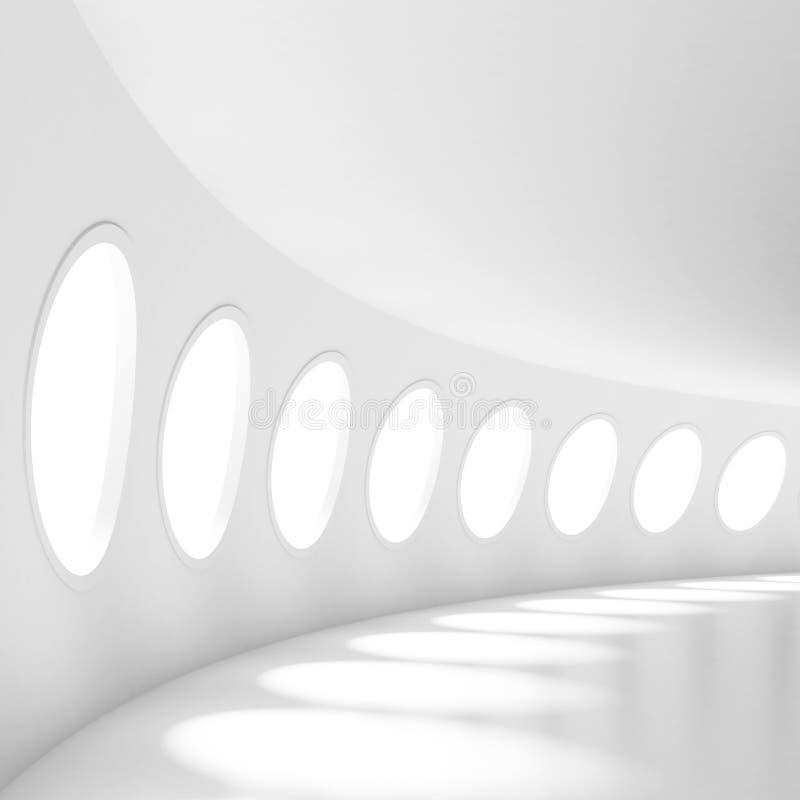 Moderne Architektur lizenzfreie abbildung