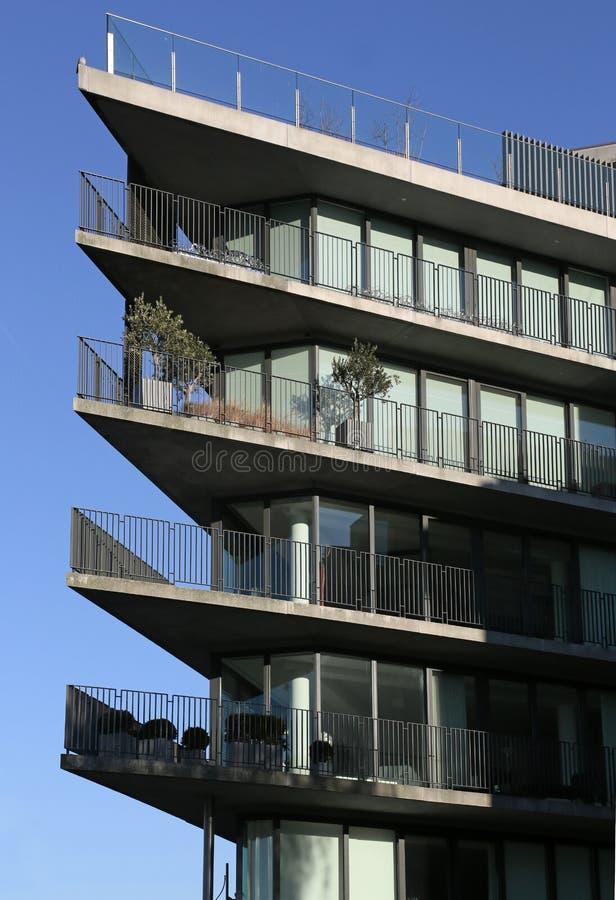 moderne architektur antwerpen flandern belgien