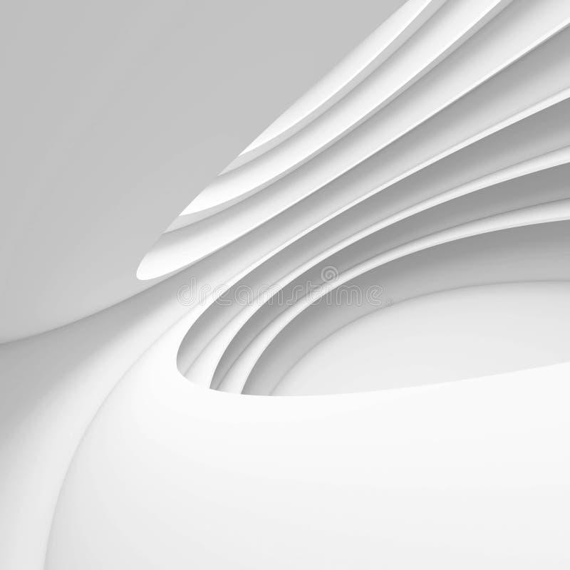 Moderne Architektur-Auslegung lizenzfreie abbildung