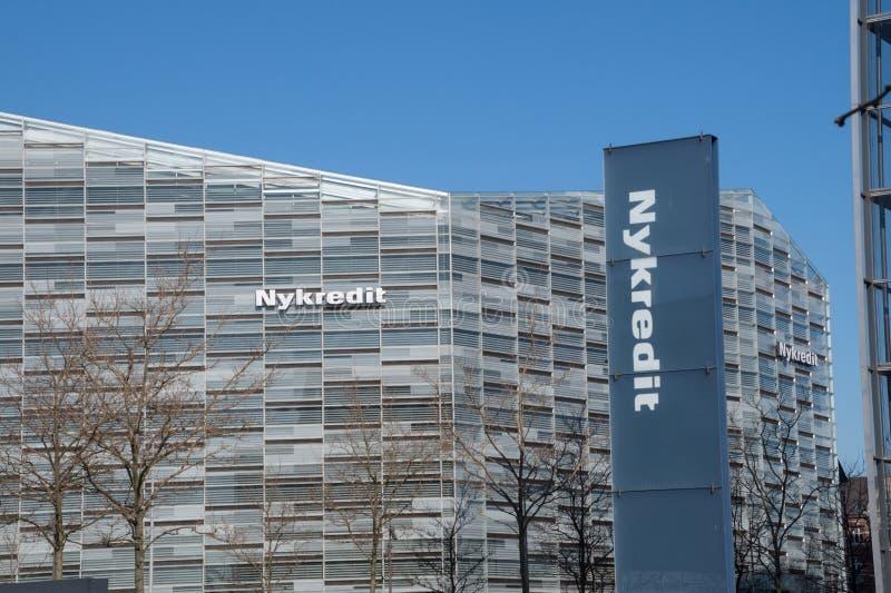 Fassade Architektur moderne architektur fassade des kristalles kopenhagen dänemark