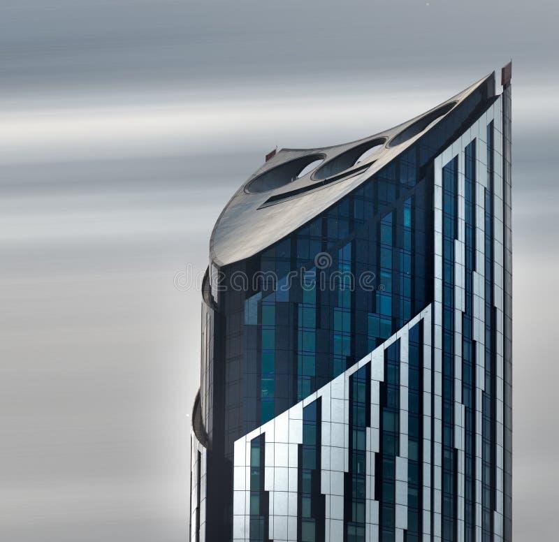Moderne arhitecture van Londen royalty-vrije stock foto's