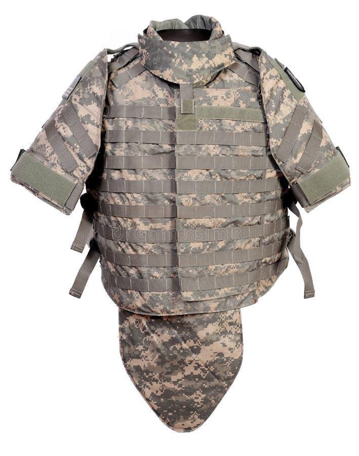 Moderne AuffängerSchutzkleidung stockbilder