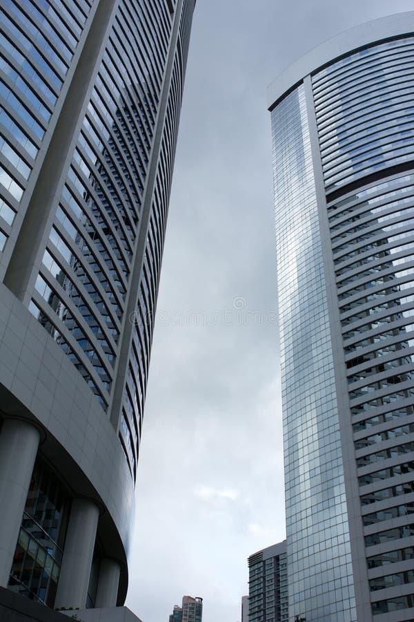 Moderne Bürohaus lizenzfreies stockbild