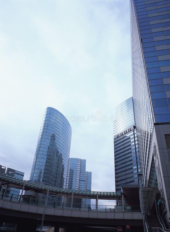 Moderne Bauten stockbilder